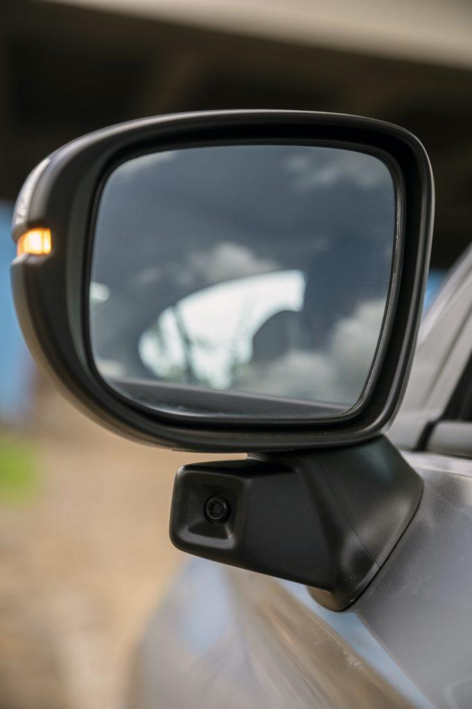 Honda city 5th gen rear view mirror