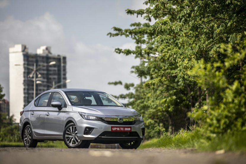 Honda city 5th gen still